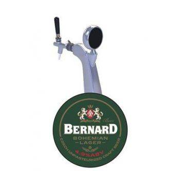 Bernard Premium Lager RØD 30L SS