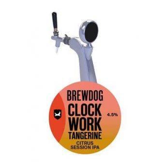 Brewdog Clockwork Tangerine 20L KK