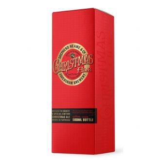 Shepherd Neame Christmas Ale Luxury Box 12x500ml