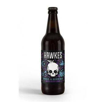Hawkes Dead & Berried 12x500ml NRB