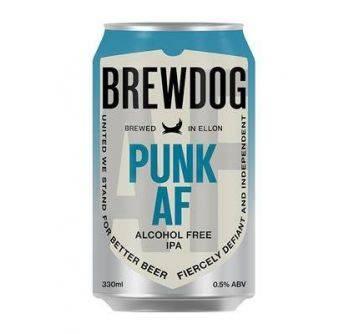 Brewdog Punk AF 24x330ml can