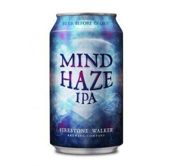 Firestone Walker Mind Haze 24x355ml can