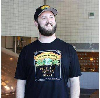 POS Sierra Nevada T-shirt Black S