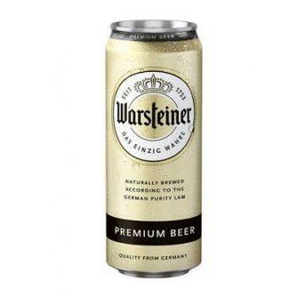 Warsteiner Premium 24x500ml can