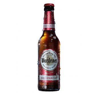 Warsteiner Weihnacht Bier 24x330ml NRB