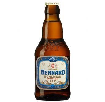 Bernard Bohemian Winter Ale 24x330ml NRB