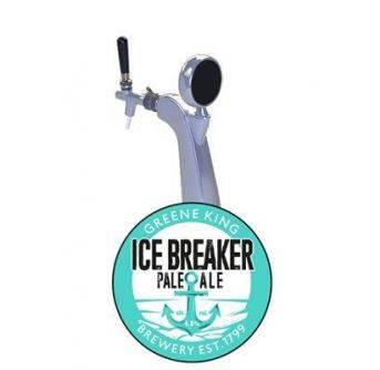 Greene King Ice Breaker Pale Ale 30L SS