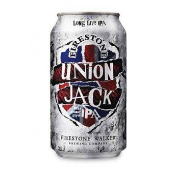 Firestone Walker Union Jack IPA 24x355ml can