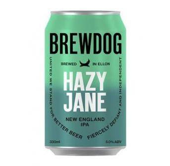 Brewdog Hazy Jane 5% 24x330ml can