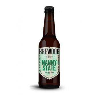 Brewdog Nanny State 12x330ml NRB