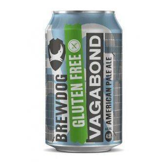 Brewdog Vagabond Glutenfri 24x330ml can