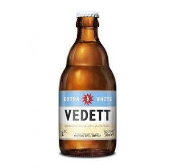 Vedett Extra White 24x330ml NRB