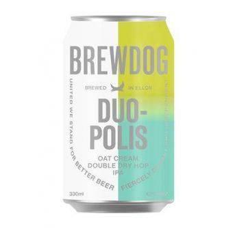 Brewdog Duopolis 24x330ml can