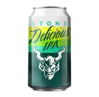 Stone Delicious IPA Glutenfree 24x355ml can