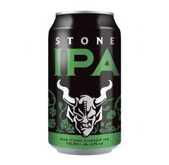 Stone IPA 24x355ml can