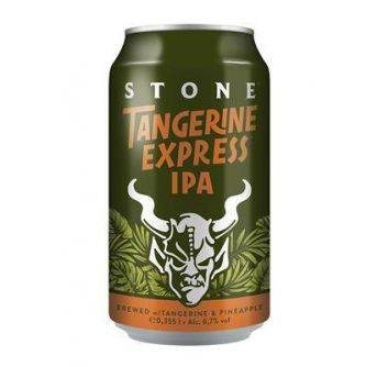 Stone Tangerine Express 24x355ml can