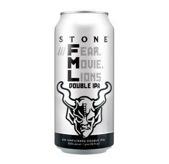 Stone Fear Movie Lions DIPA 24x473ml can