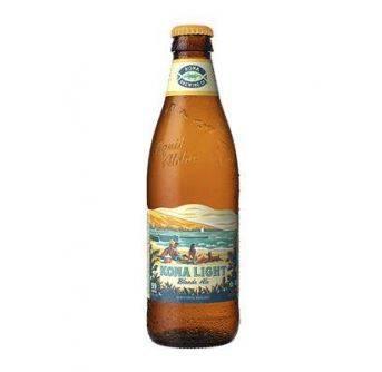 Kona Light Blonde Ale 24x355ml NRB