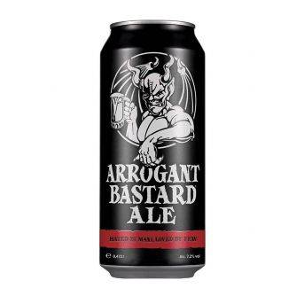 Stone Arrogant Bastard 24x473ml can
