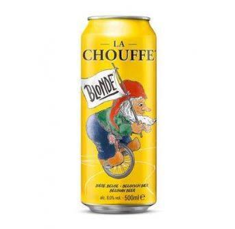 La Chouffe Blonde 12x500ml can