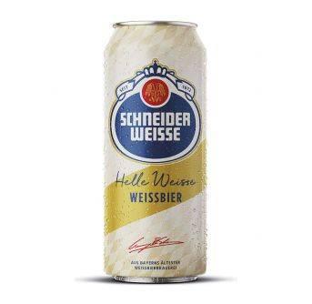 Schneider Helle Weisse 24x500ml can