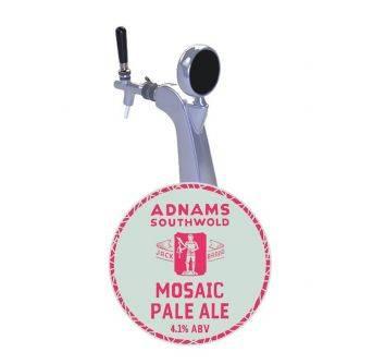 Adnams Mosaic 30L SS