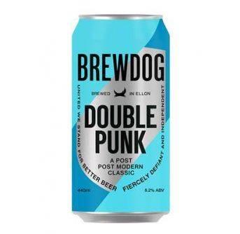 Brewdog Double Punk 12x440ml can