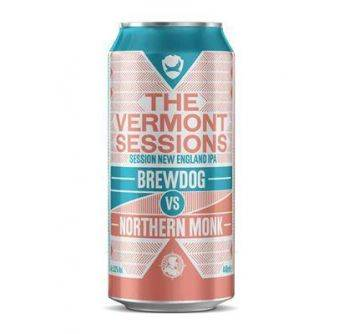 Brewdog Northern Monk Vermont session 12x440ml can