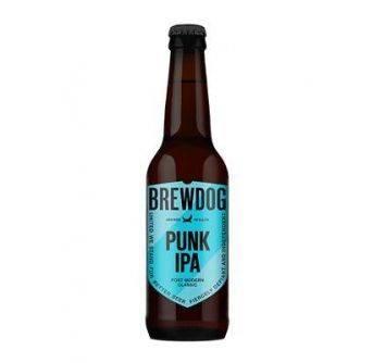 Brewdog Punk IPA 12x330ml NRB 5,4%