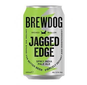 Brewdog Jagged Edge 24x330ml can
