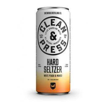 Brewdog Hard Seltzer Mango White Peach 12x330mlcan