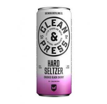 Brewdog Hard Seltzer Black Cherry 12x330ml can