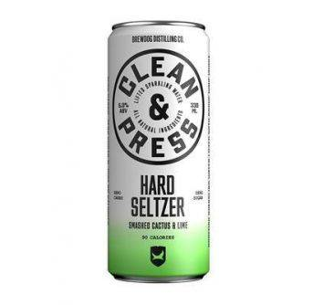 Brewdog Hard Seltzer Cactus and Lime 12x330ml Can