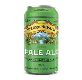 Sierra Nevada Pale Ale 5,6% 24x355ml can
