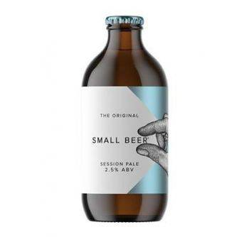 Small Beer Session Pale 24x350ml NRB