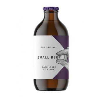 Small Beer Dark Lager 24x350ml NRB