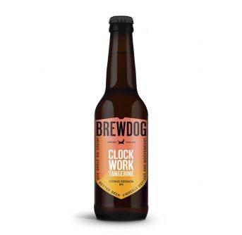 Brewdog Clockwork Tangerine 12x330ml NRB