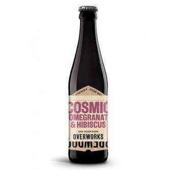 Brewdog Overworks Cosmic Pomegranate 12x330ml NRB