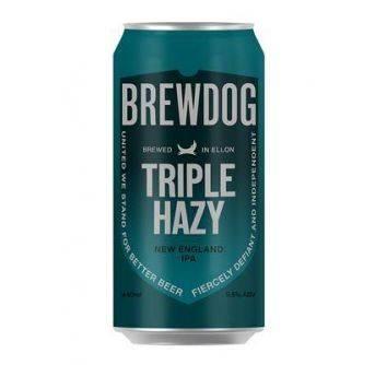 Brewdog Triple Hazy 12x440ml Can