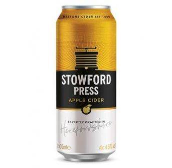 Westons Stowford Press Export 24x500ml can