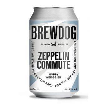 Brewdog Zeppelin Commute 12x330ml can