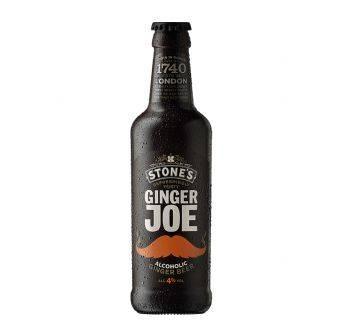 Ginger Joe 4% 24x330ml NRB