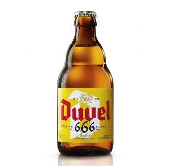 DM Duvel 666 12x330ml NRB