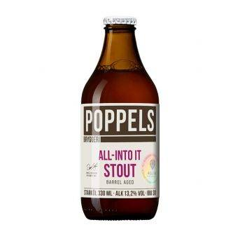 Poppels All Into It 24x330ml NRB