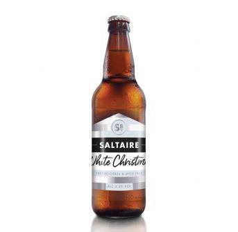 Greene King Saltaire White Christmas 8x500ml NRB