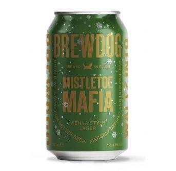 Brewdog Mistletoe Mafia 6x4 pack x 330ml can