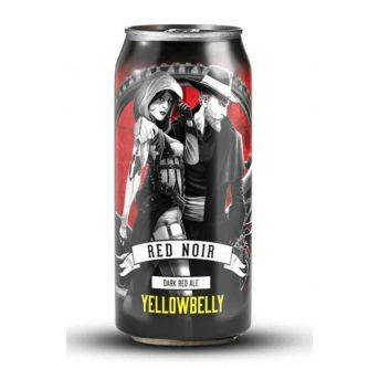 Yellowbelly Red Noir 24x440ml can