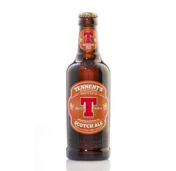 Tennents Scotch Ale 24x330ml NRB