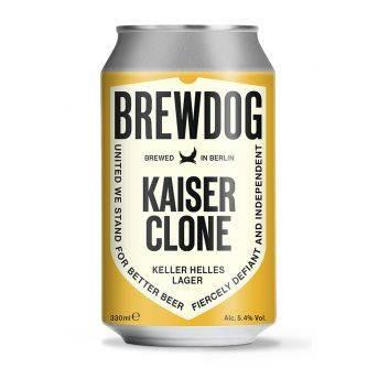 Brewdog Kaiser Clone 12x330ml can