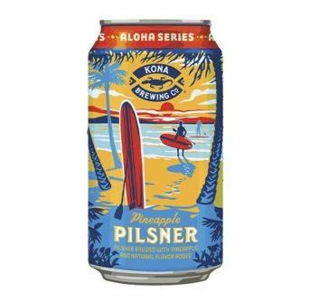 Kona Pineapple Pilsner 24x355ml Can